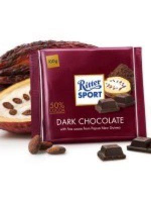 Ritter Sport Dark 50% Chocolate Bar, Germany