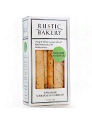 Rustic Bakery Rosemary Olive Oil Cracker, Petaluma, California