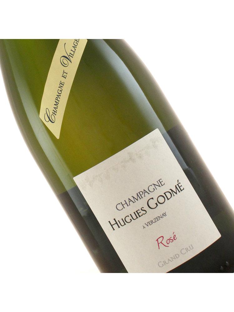 Hugues Godme N.V. Rose Brut Grand Cru, Champagne