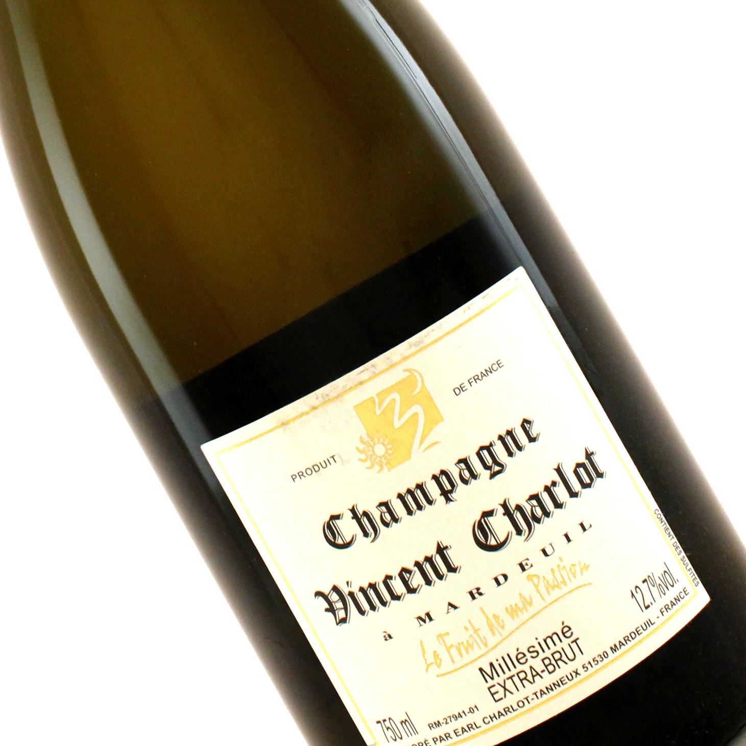 """Vincent Charlot 2013 Champagne Extra Brut """"Le Fruit de ma Passion"""""""