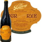 "The Bruery Terreux ""Sour in the Rye"" American Wild Ale, California"