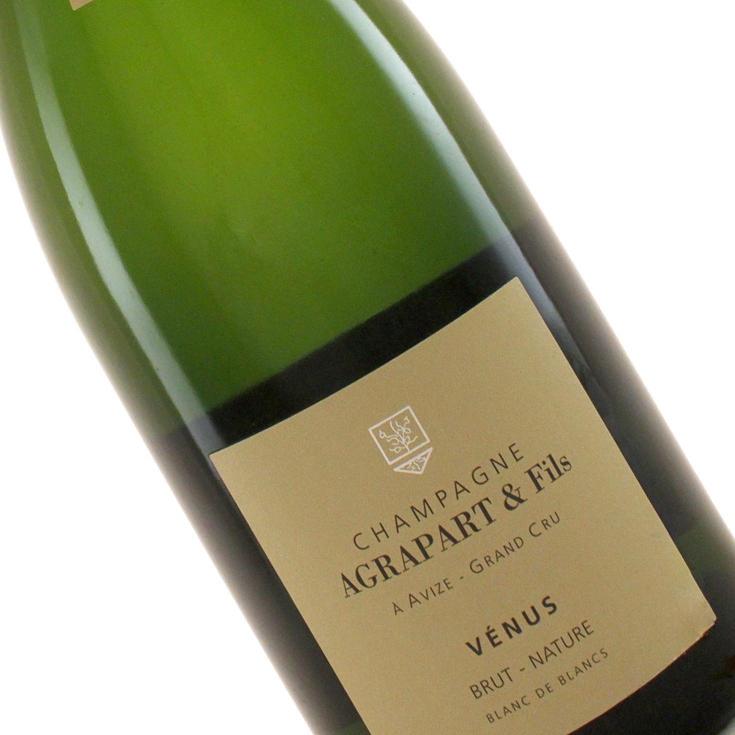 Agrapart & Fils 2010 Venus Blanc de Blancs Brut Nature, Champagne Grand Cru, Avize
