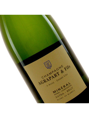 Agrapart & Fils 2014 Mineral Blanc de Blancs Extra-Brut Grand Cru , Avize, Champagne