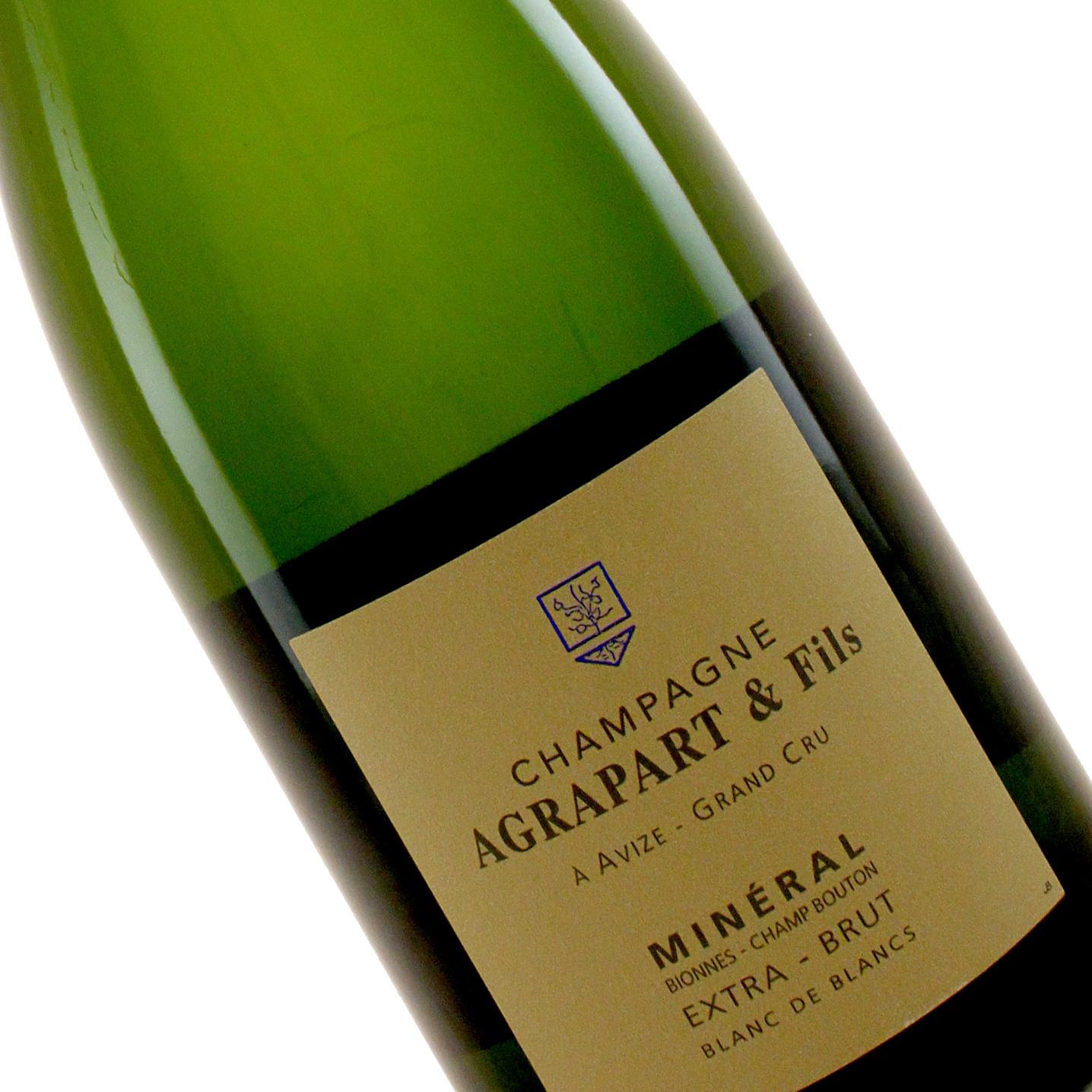 Agrapart & Fils 2012 Mineral Blanc de Blancs Extra-Brut Grand Cru , Avize, Champagne