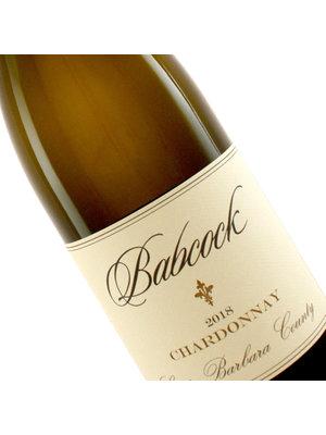 Babcock 2018 Chardonnay, Santa Barbara County