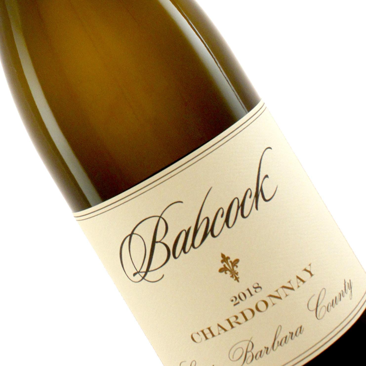 Babcock 2018 Chardonnay Santa Barbara County