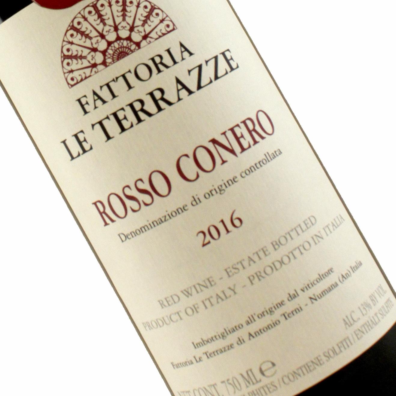 Fattoria Le Terrazze 2016 Rosso Conero, Marche