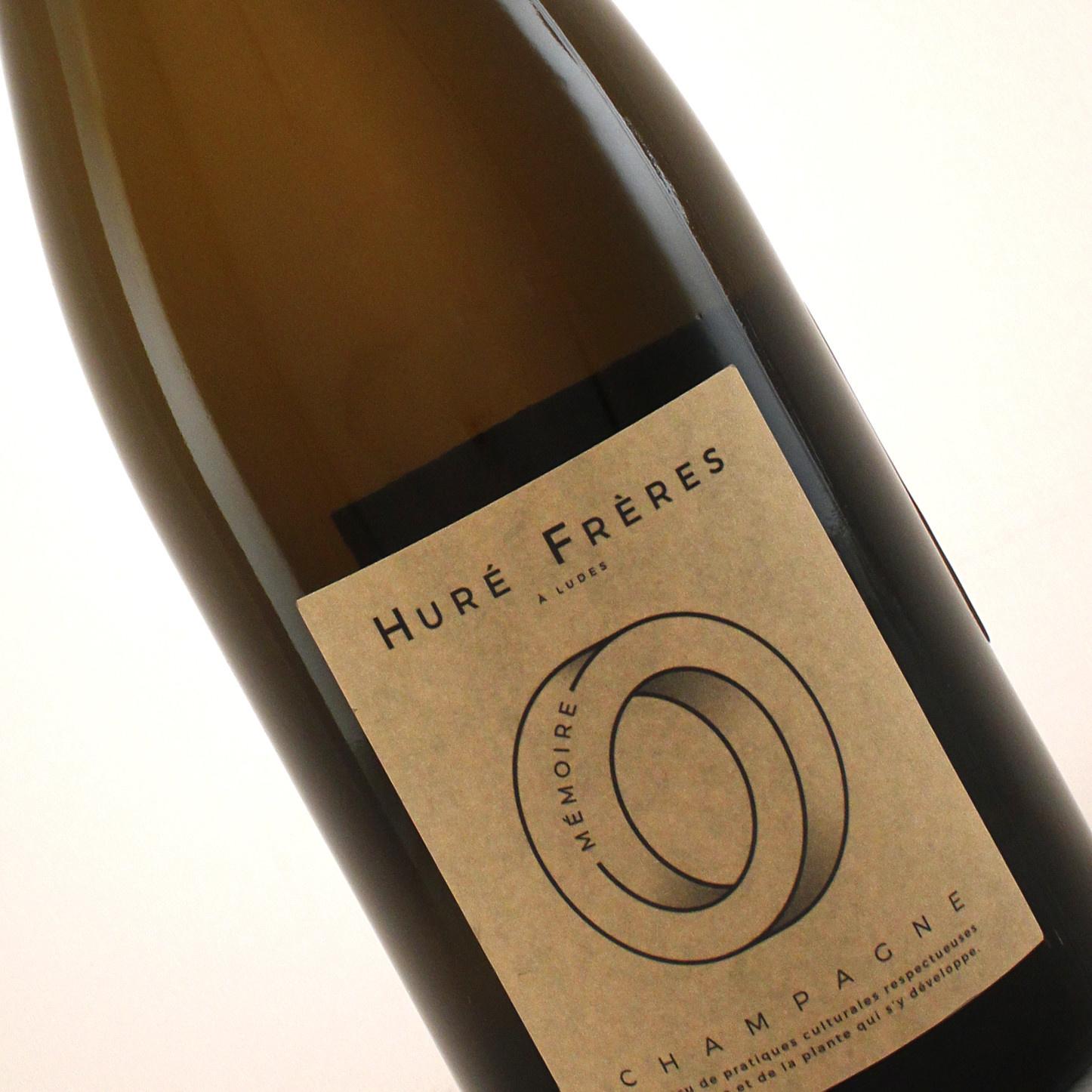 "Hure Freres  N.V. Champagne Extra Brut ""Memoire"""