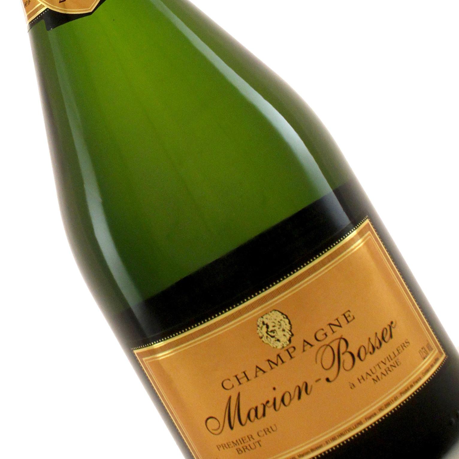 Marion-Bosser 2012 Champagne Premier Cru Brut, Hautvillers