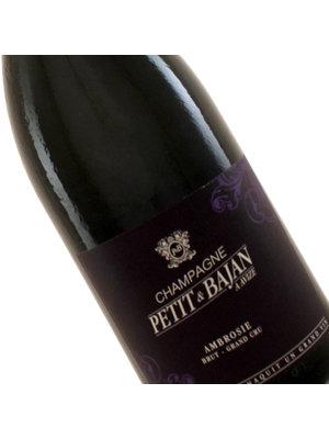 """Domaine Petit & Bajan N.V. """"Ambrosie"""" Grand Cru Brut, Champagne"""