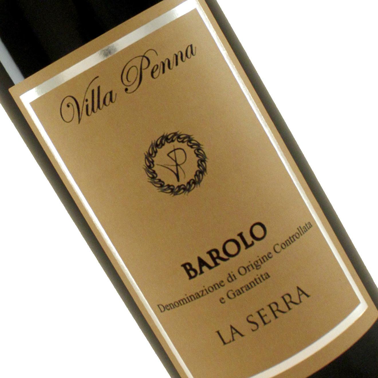 Villa Penna 2010 Barolo La Serra, Piedmont