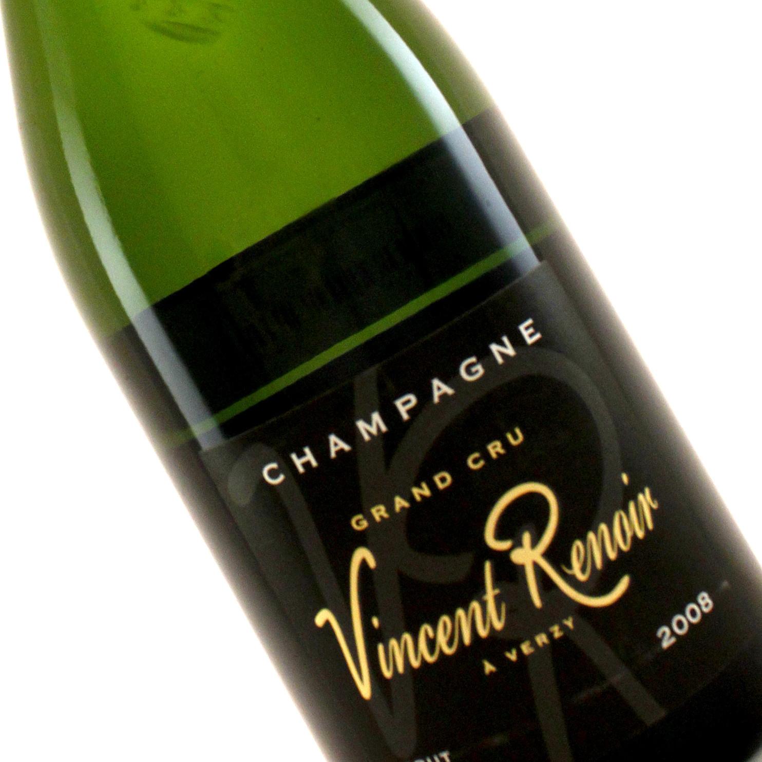 Vincent Renoir 2008 Champagne Grand Cru Brut