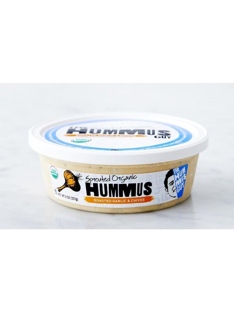 The Hummus Guy Roasted Garlic & Chives