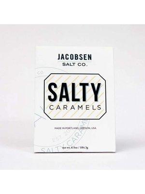Jacobsen Salt Co. Salty Caramels Portland, Oregon
