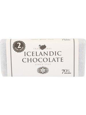 Noi Sirius Icelandic Chocolate 70% Extra Bitter Reykjavik, Iceland 7.oz