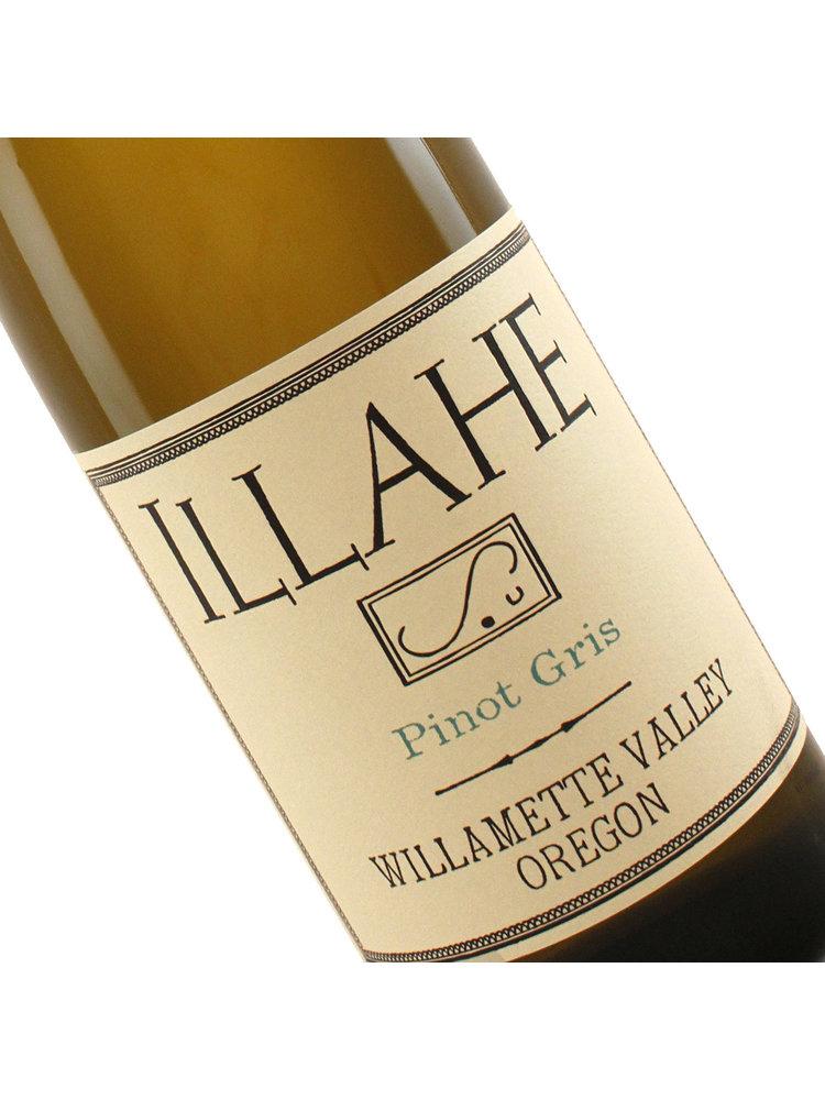 Illahe 2018 Pinot Gris Willamette Valley, Oregon