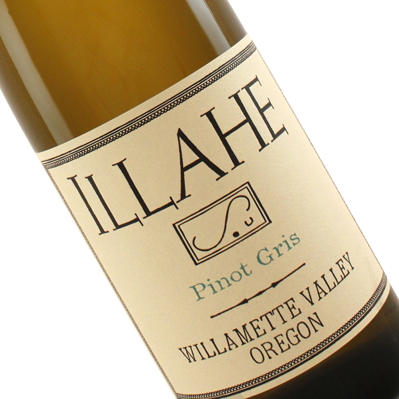 Illahe 2018 Pinot Gris Willamette Valley, Oregon