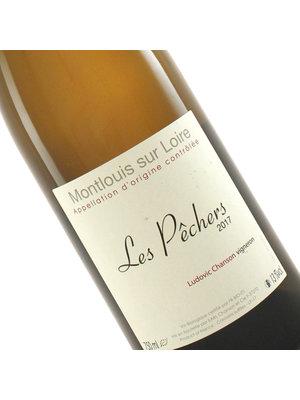 """Ludovic Dhanson 2017 Montlouis-sur-Loire """"Les Pechers"""", Loire Valley"""
