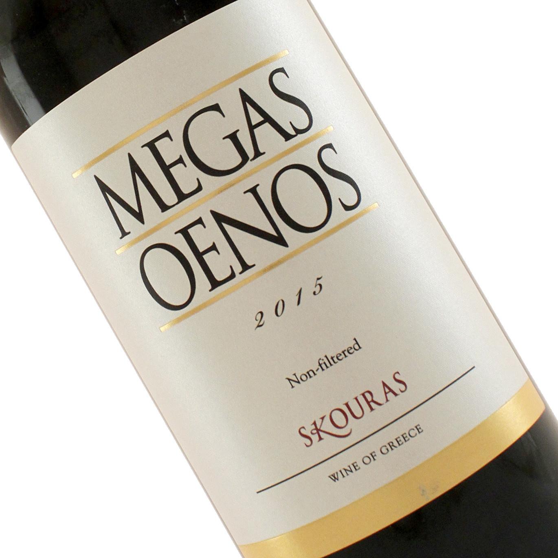 Skouras 2015 Megas Oenos, Peloponnese Greece