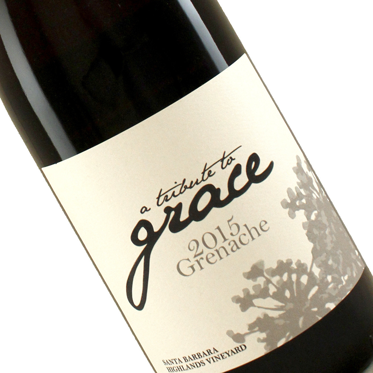 A Tribute to Grace 2015 Grenache, Santa Barbara Highlands