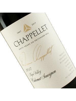 "Chappellet 2018 Cabernet Sauvignon ""Signature Reserve"" Napa Valley"