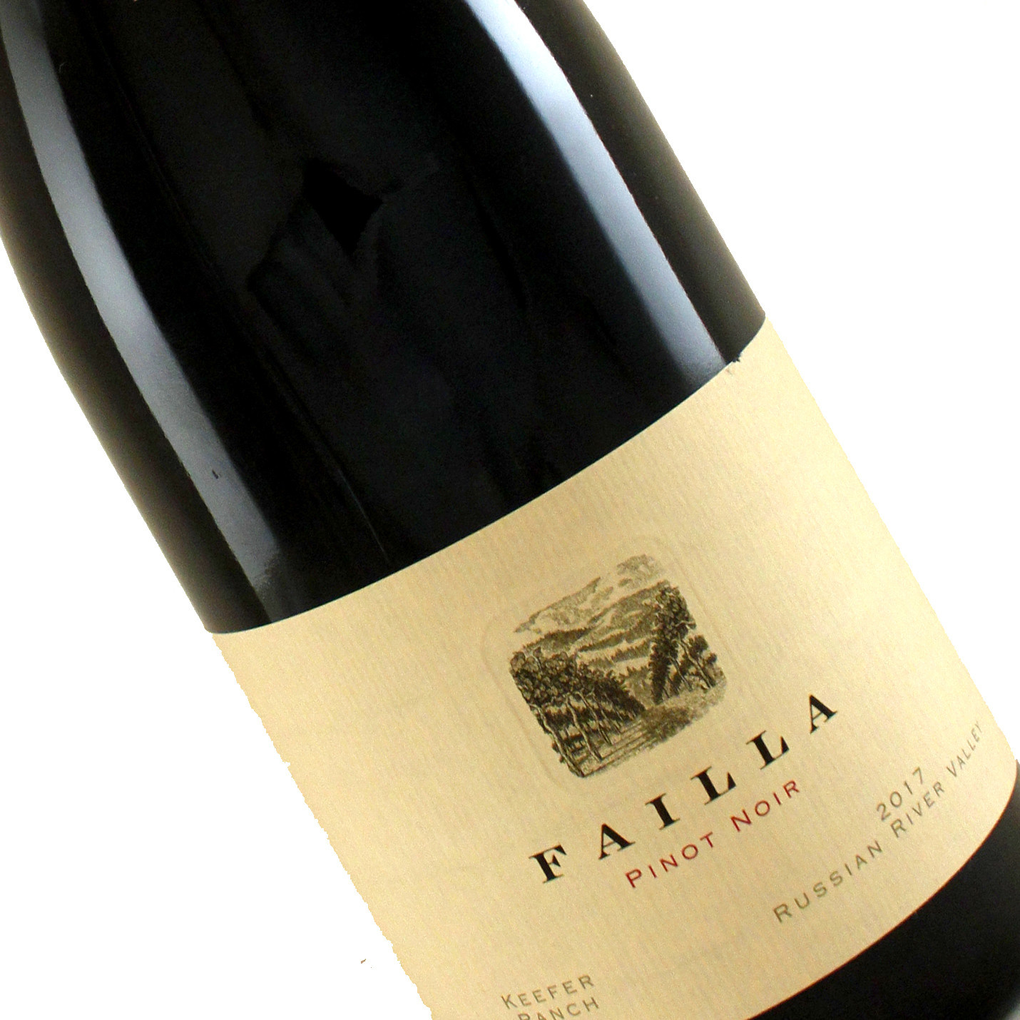 Failla 2017 Pinot Noir Keefer Ranch, Russian River Valley