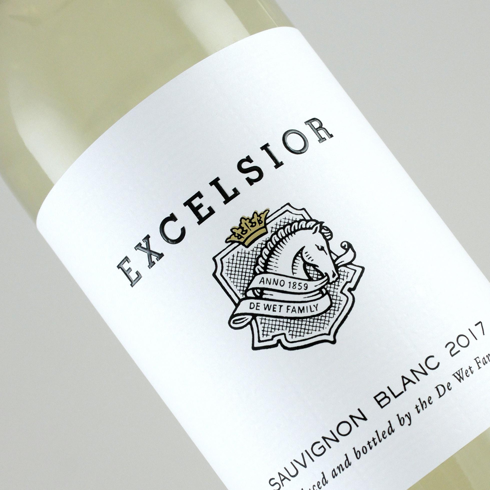 Excelsior Robertson 2017 Sauvignon Blanc, South Africa