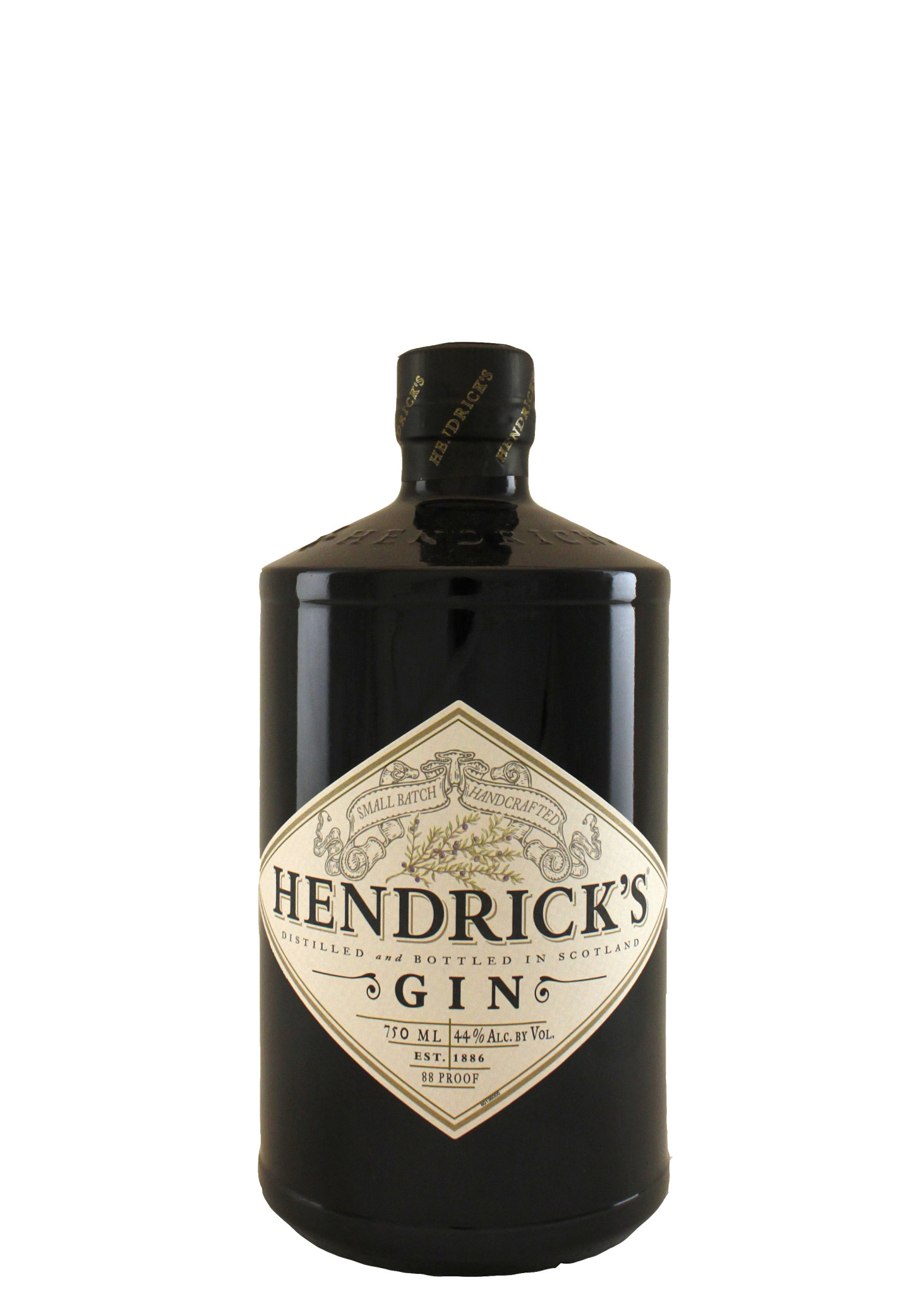 Hendrick's Small Batch Gin, Scotland