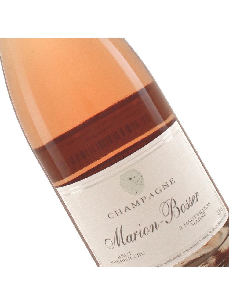Marion-Bosser N.V. Premier Cru Brut Rose Champagne, Hautvillers