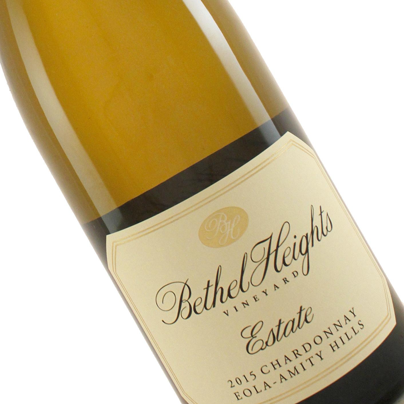 Bethel Heights 2015 Chardonnay Eola-Amity Hills, Oregon