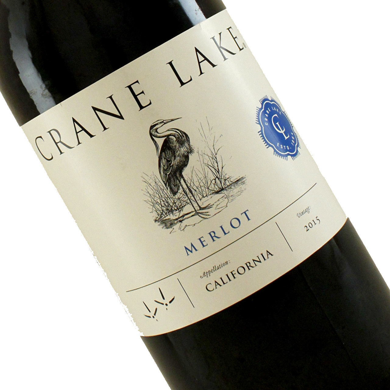 Crane Lake 2017 Merlot California