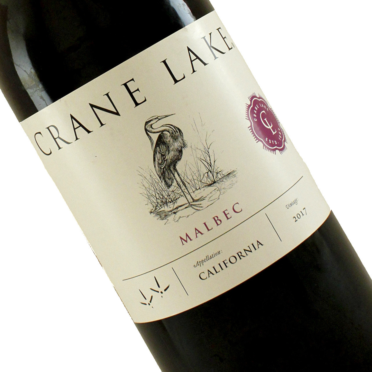 Crane Lake 2018 Malbec, California