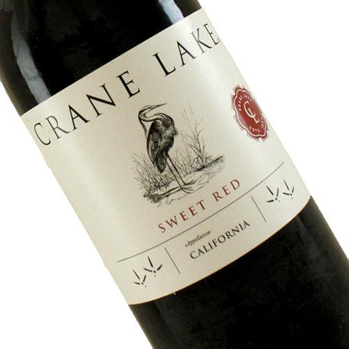 Crane Lake Sweet Red Table Wine, California