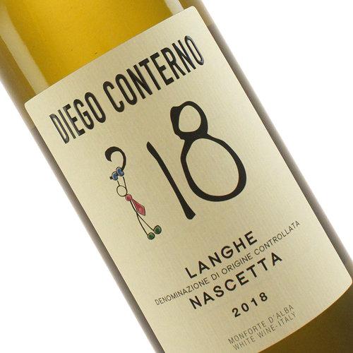 Diego Conterno 2018 Nascetta, Langhe Piedmont