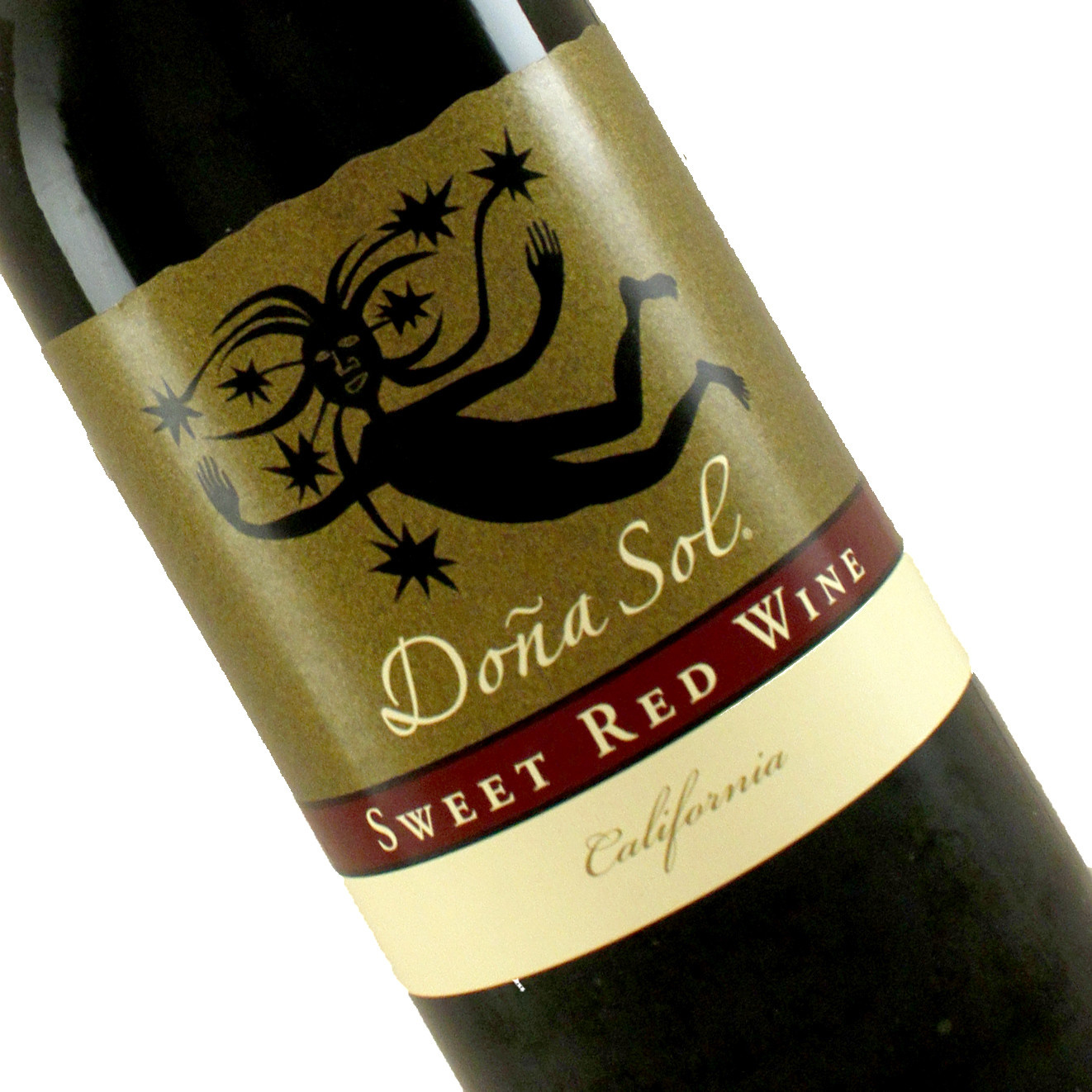 Dona Sol Sweet Red Table Wine, California