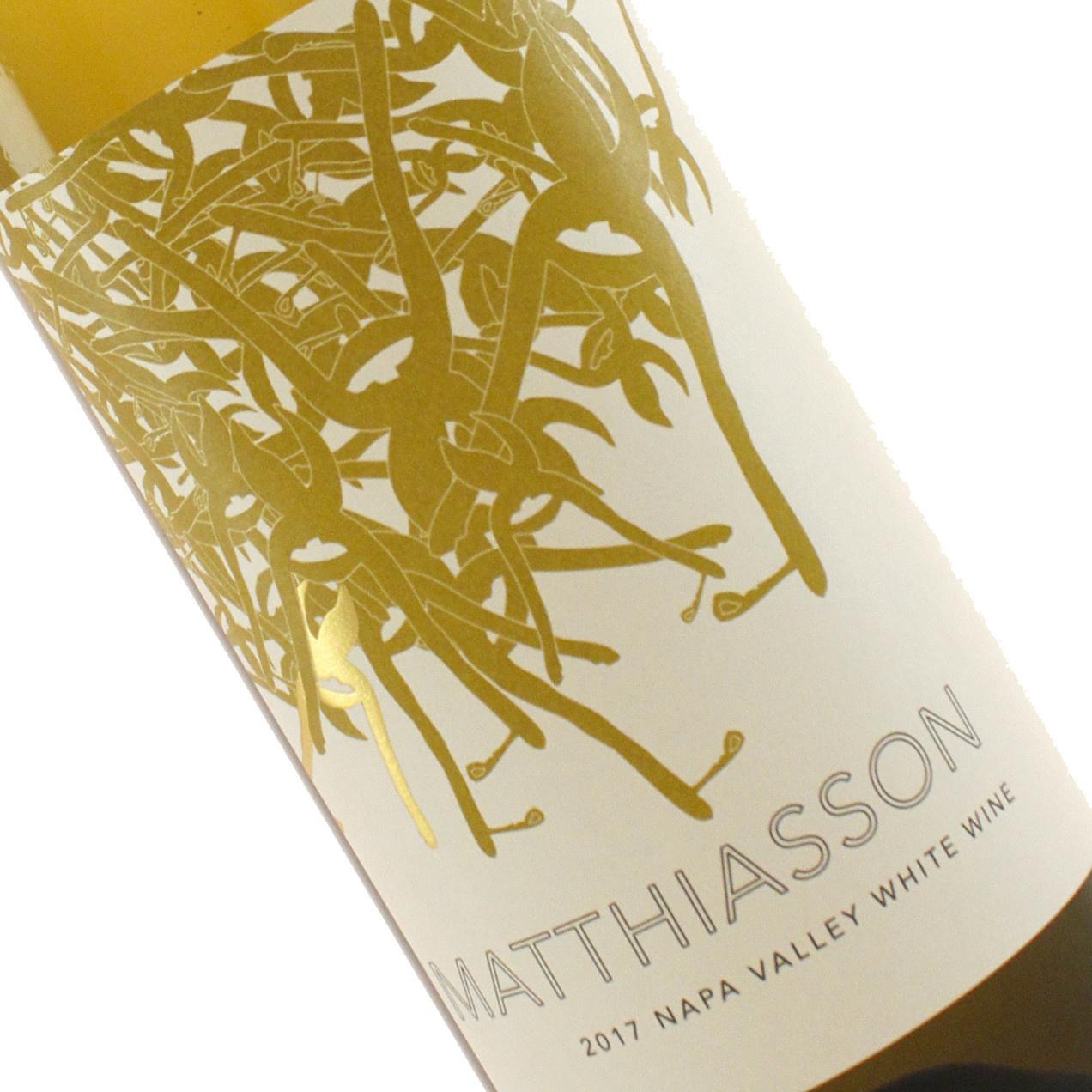 Matthiasson 2017 White Wine Napa Valley