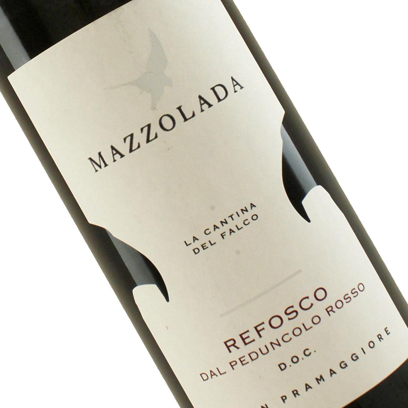 Mazzolada 2019 Refosco dal Peduncolo Rosso,  Veneto