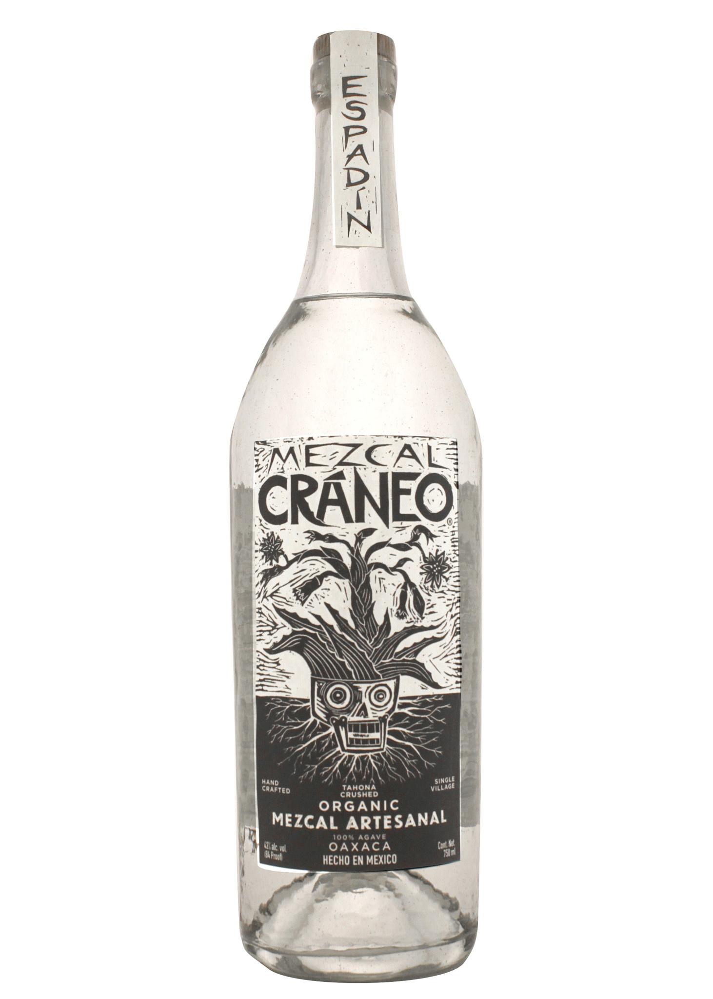 Craneo Organic Mezcal, Oaxaca, Mexico
