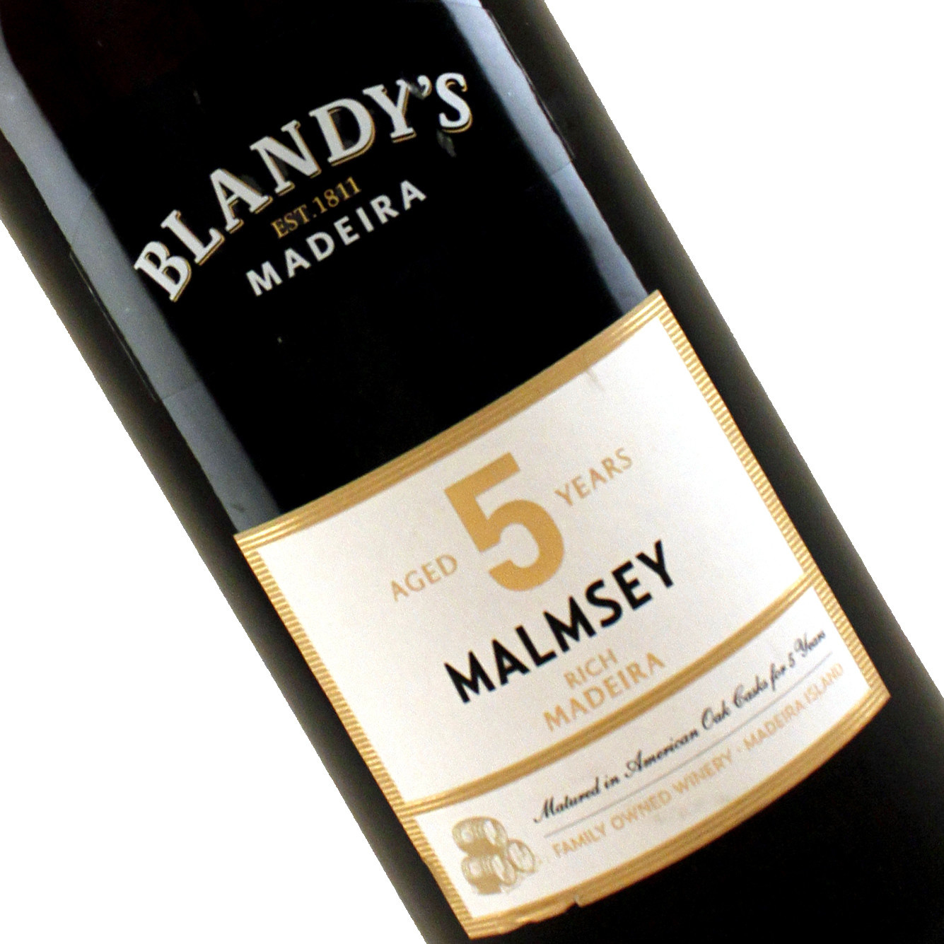 Blandy's 5 Year Old Malmsey, Madeira, Portugal