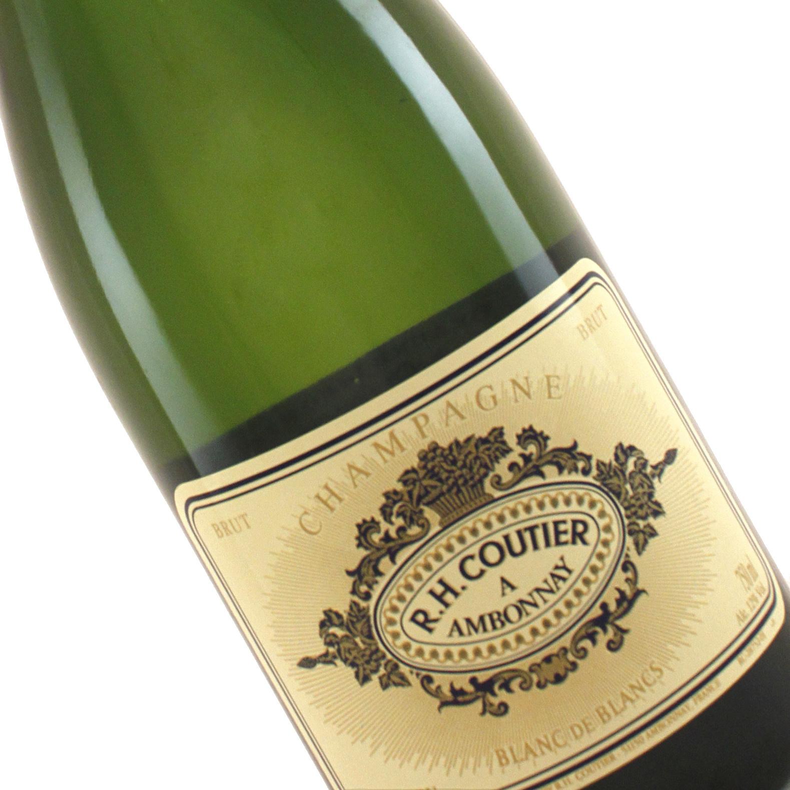 R.H. Coutier NV Blanc De Blancs, Champagne, Ambonnay