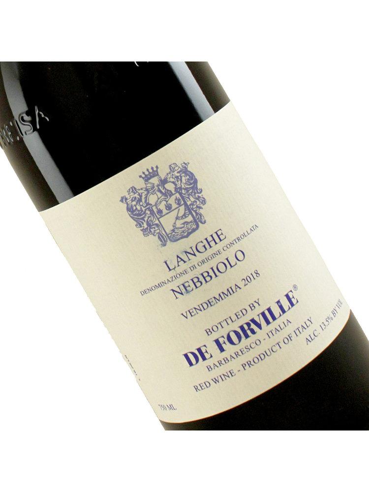 De Forville 2019 Langhe Nebbiolo, Piedmont