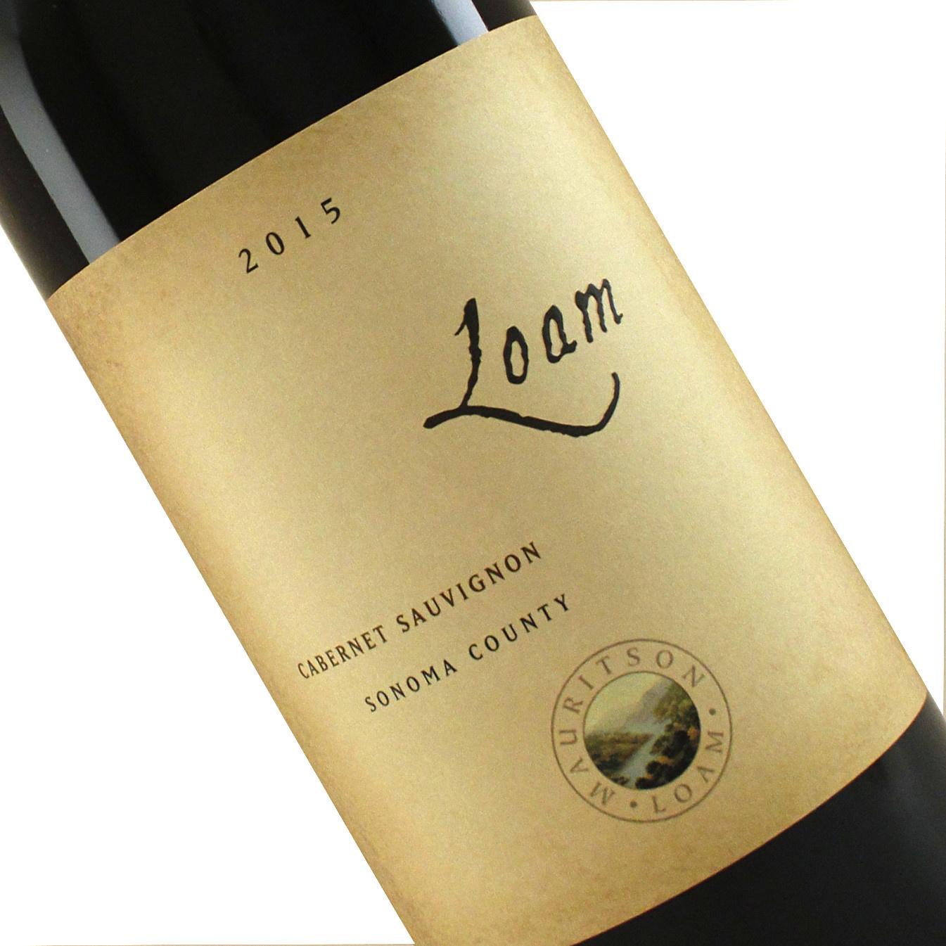 "Mauritson 2015 ""Loam"" Cabernet Sauvignon, Sonoma County"