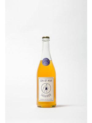 """Son Of Man """"Sagardo"""" Basque Style Cider 750ml, Columbia River Gorge, Oregon"""