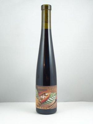 "Superstition ""Chocolate Marion"" Mead 375ml Bottle - Prescott AZ"