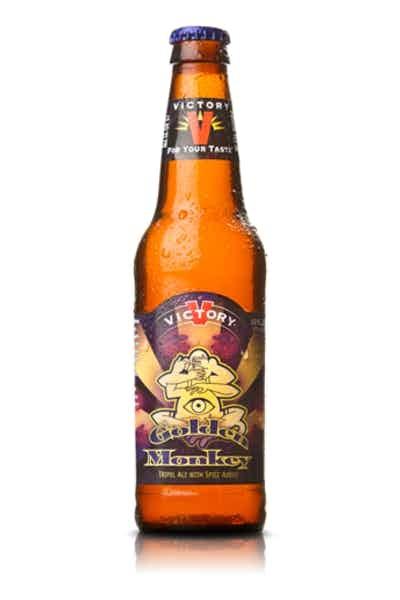 "Victory Brewing ""Golden Monkey"" Tripel Ale, Pennsylvania"