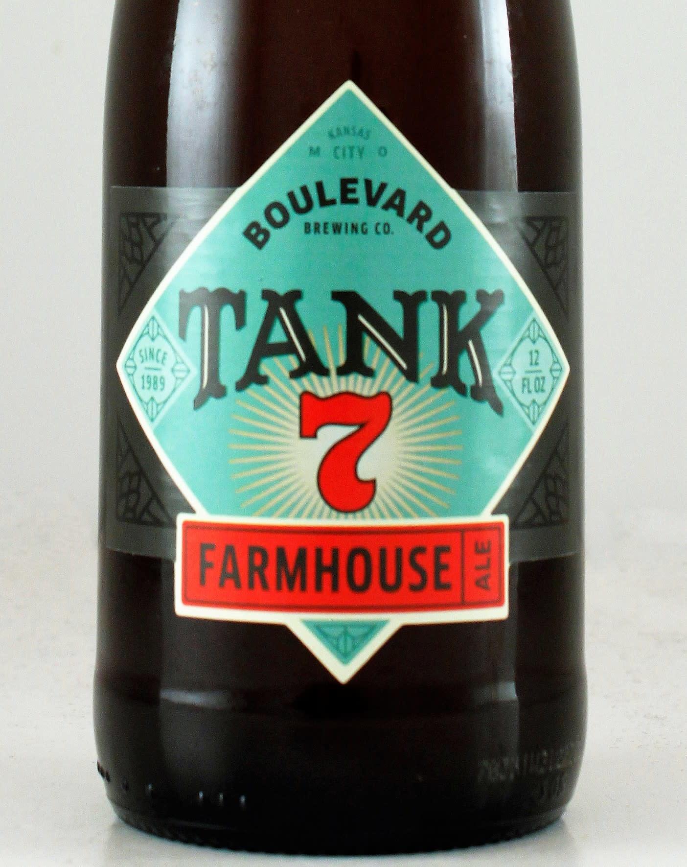 """Boulevard Brewing """"Tank 7"""" Farmhouse Ale 16oz. Can Kansas City, MO"""