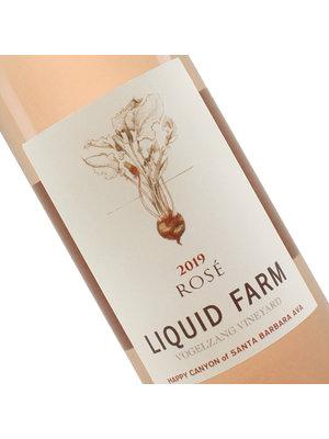 Liquid Farm 2020 Rose Vogelsang Vineyard, Happy Canyon of Santa Barbara