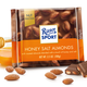 Ritter Sport Milk Chocolate with Honey Salted Almonds