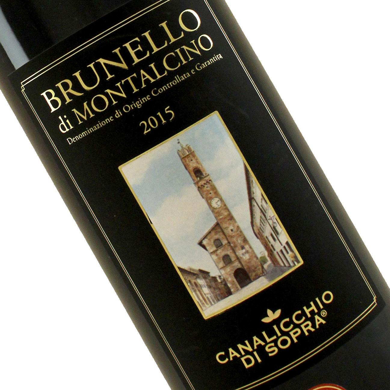Canalicchio Di Sopra 2015 Brunello di Montalcino, Tuscany