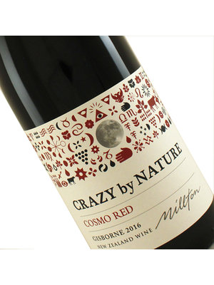 Crazy by Nature 2016 Cosmo Red Gisborne, New Zealand